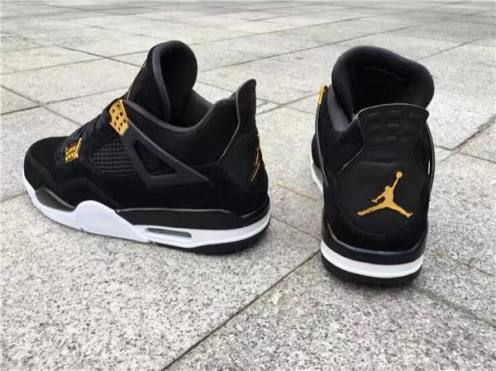 air-jordan-4-royalty-black-metallic-gold-white-2