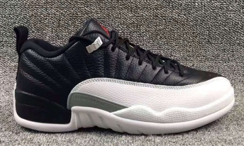 air-jordan-12-low playoff