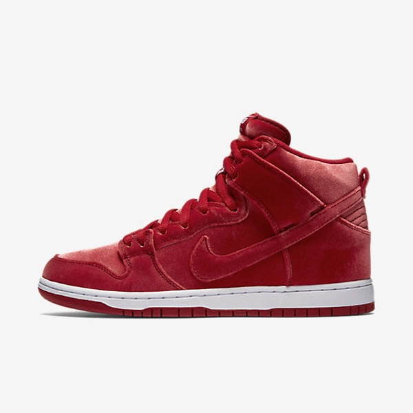 new products 21546 08349 nike sb dunk red