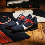 "12月10日発売予定 ASICS Tiger GEL-LYTE III ""HIKESHI HANTEN"" for KICKS LAB."