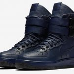 "1月発売予定 Nike SF AIR FORCE 1 W ""Binary Blue"""