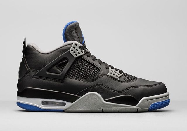 "5月発売予定 NIKE AIR JORDAN 4 RETRO ""ALTERNATE MOTORSPORT"""