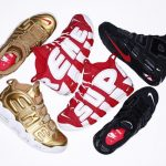 4月29日(NIKE5月1日)発売予定 SUPREME x NIKE Air More Uptempo