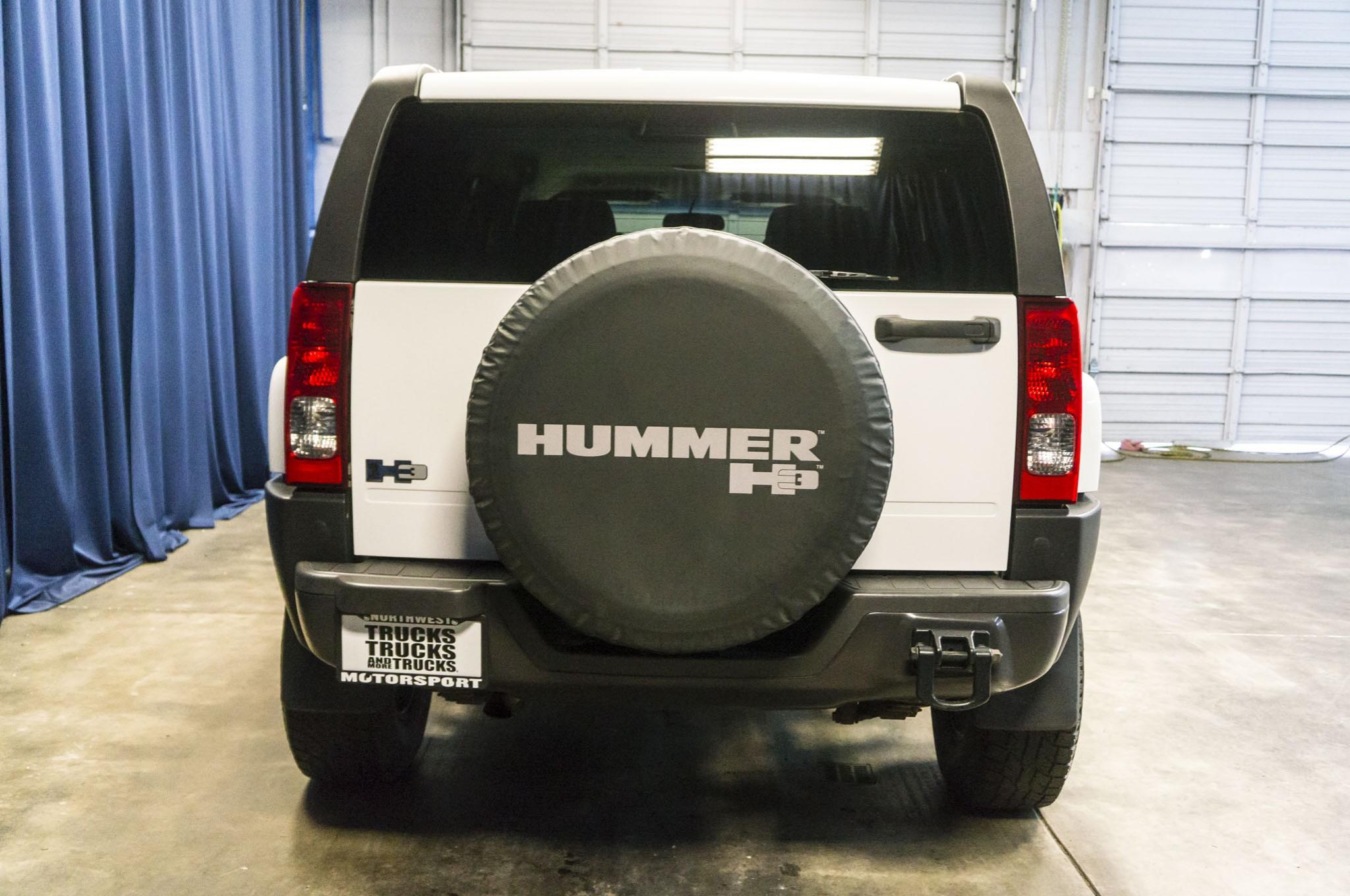 2008 Hummer H3 Luxury 4x4 Northwest Motorsport