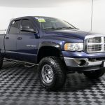 Used Lifted 2004 Dodge Ram 2500 Laramie 4x4 Diesel Truck For Sale Northwest Motorsport