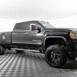Used Lifted 2016 Gmc Sierra 3500 Hd Denali Dually 4x4 Diesel Truck For Sale Northwest Motorsport