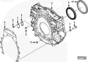 Cummins ISX Engine Part For Sale   Ucon, ID   4965688