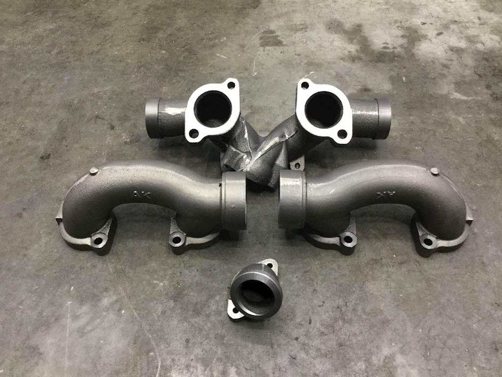 detroit series 60 12 7l exhaust manifold for sale spencer ia 23533949 mylittlesalesman com