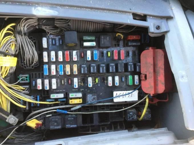 2008 Freightliner Business Class M2 Brake Light Switch