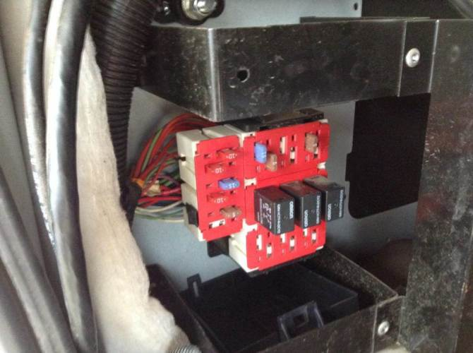 2012 international prostar fuse box  wiring diagram ground