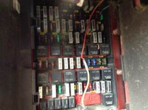 Kenworth T800 Fuse Panel Diagram Kenworth Wiring Diagram Images