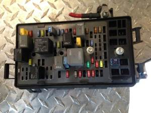 2013 Used MACK Pinnacle Fuse Panel For Sale | Dorr, MI