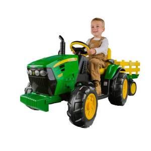 Peg Perego John Deere Ground Force Tractor