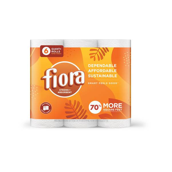 Fiora Kitchen Paper Towels Pack