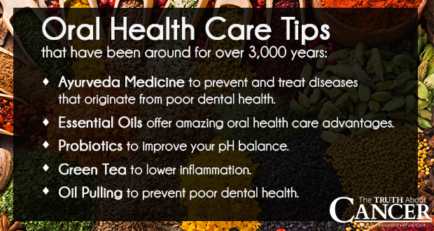3000 year old Oral Health Care Tips