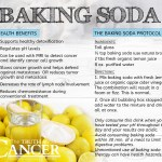 baking soda uses for helping to prevent and heal cancerbaking soda health benefits protocol 2