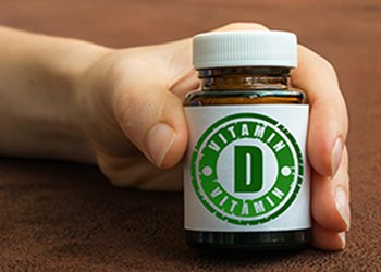 Because vitamin D is a fat-soluble nutrient, it is important to take the supplement with a fatty based meal for optimal absorption