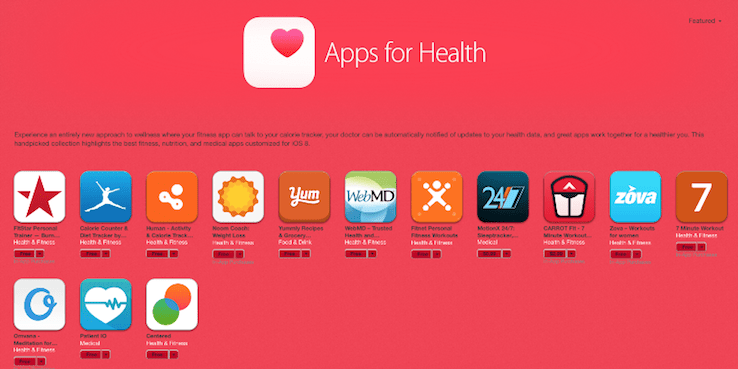 HealthKit Feature