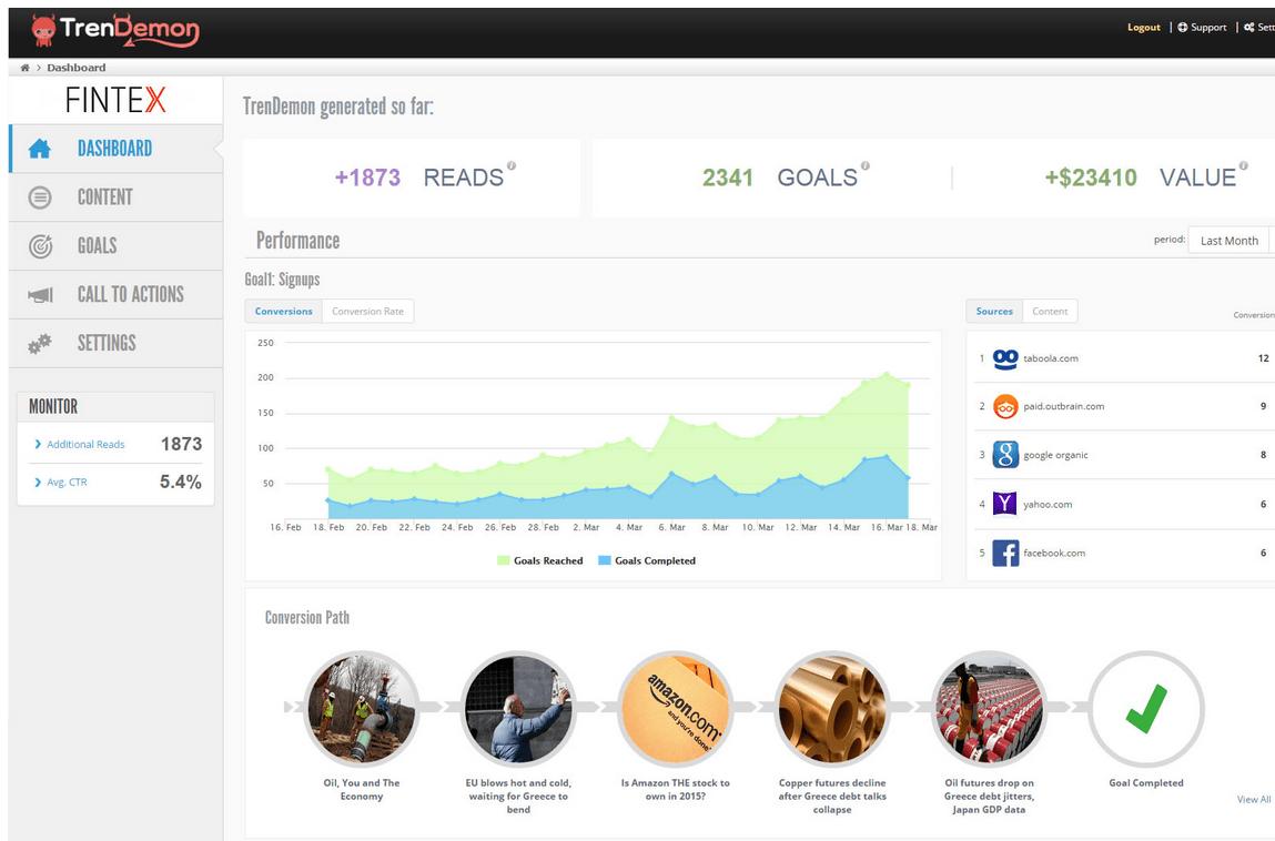 Trendemon-Screenshot
