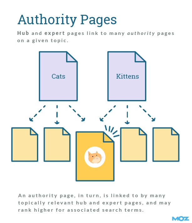 Authority Pages for SEO