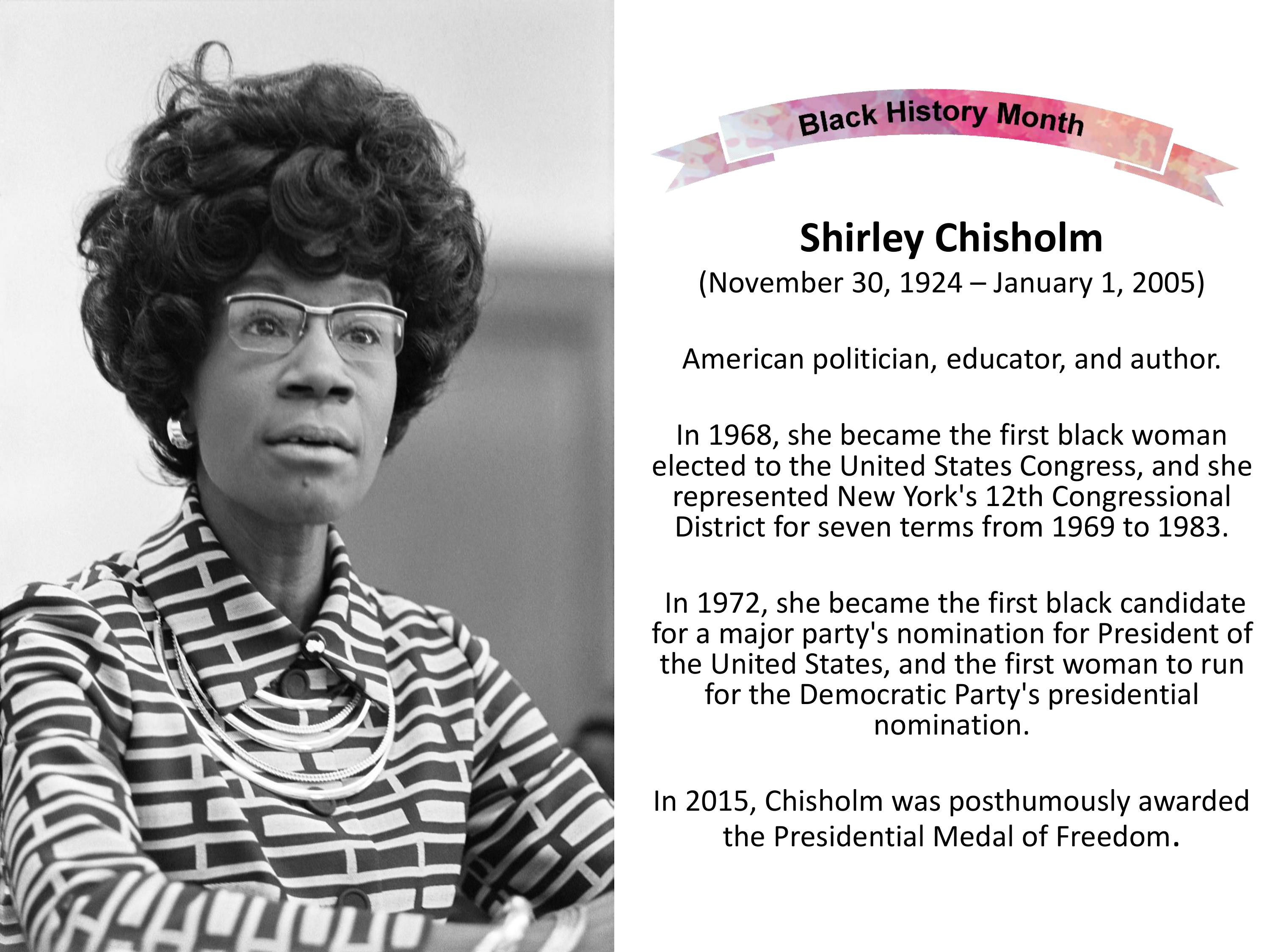 Learn About Notable African American Leaders In United