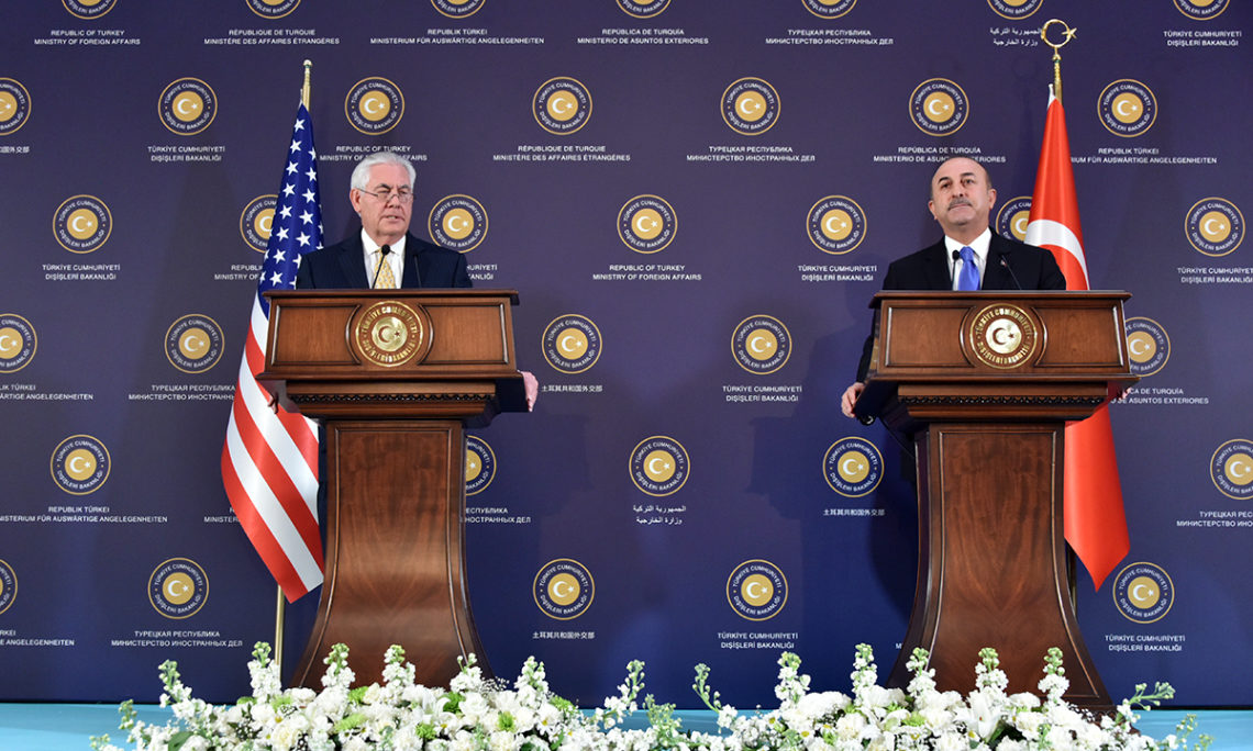 Turkey, US agree to jointly establish safe zone in Syria's north