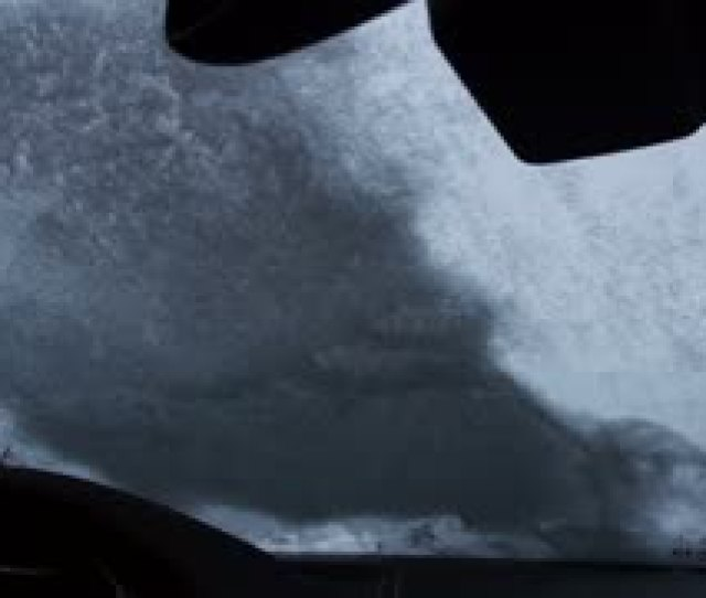 Man Scraping A Frozen Car Windshield With Audio Stock Video Footage Storyblocks Video