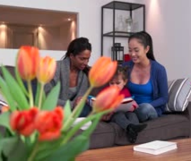 Mother And Father Reading Book To Child Mom And Dad With Baby Stock Video Footage Storyblocks Video