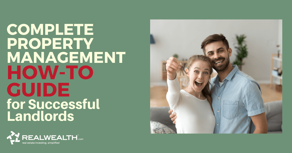 Complete Property Management How-To Guide for Successful Landlords
