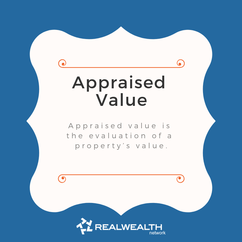 Definition of appraised value