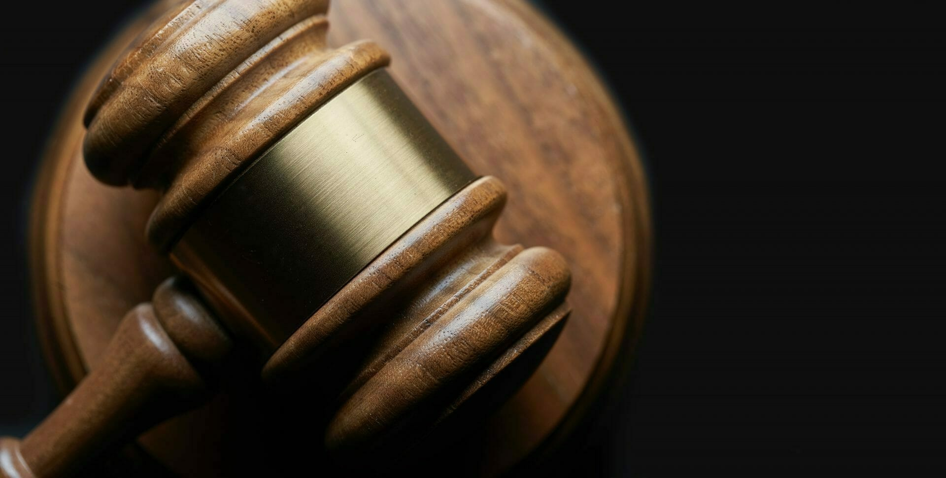 Picture of a Gavel for Real Estate News for Investors Podcast Episode #757