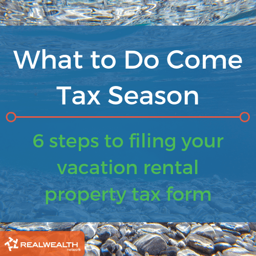 What To Do Come Tax Season image