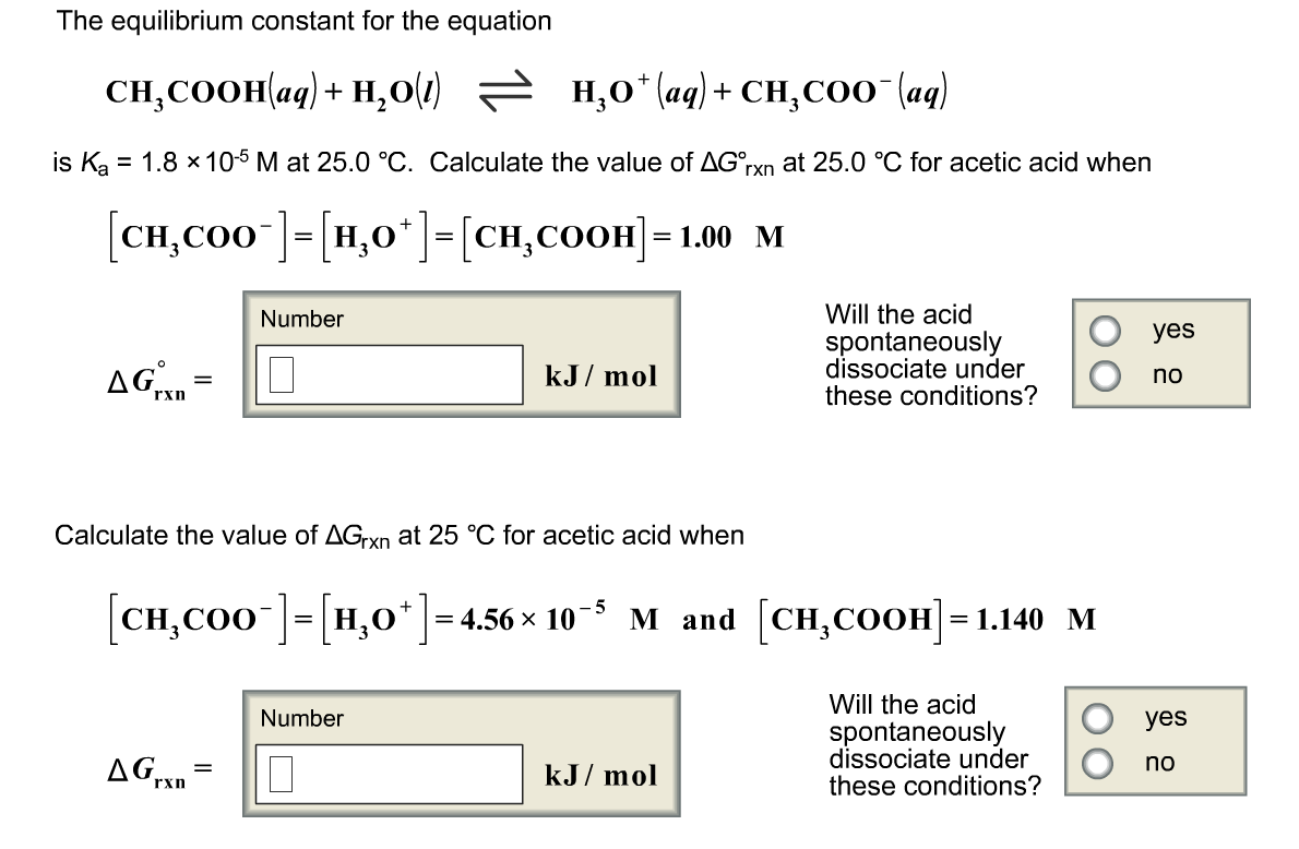 Solved Calculate The Value Of G Rxn At 274 C In Which