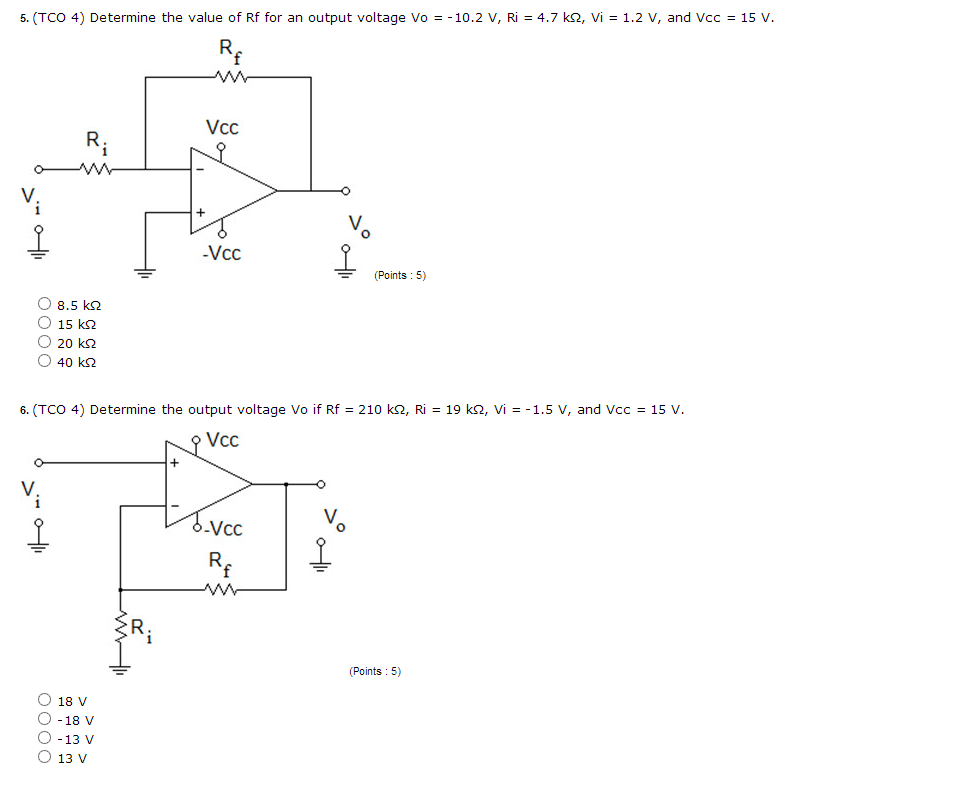 Solved: In The JFET Voltage-divider Configuration Circuit