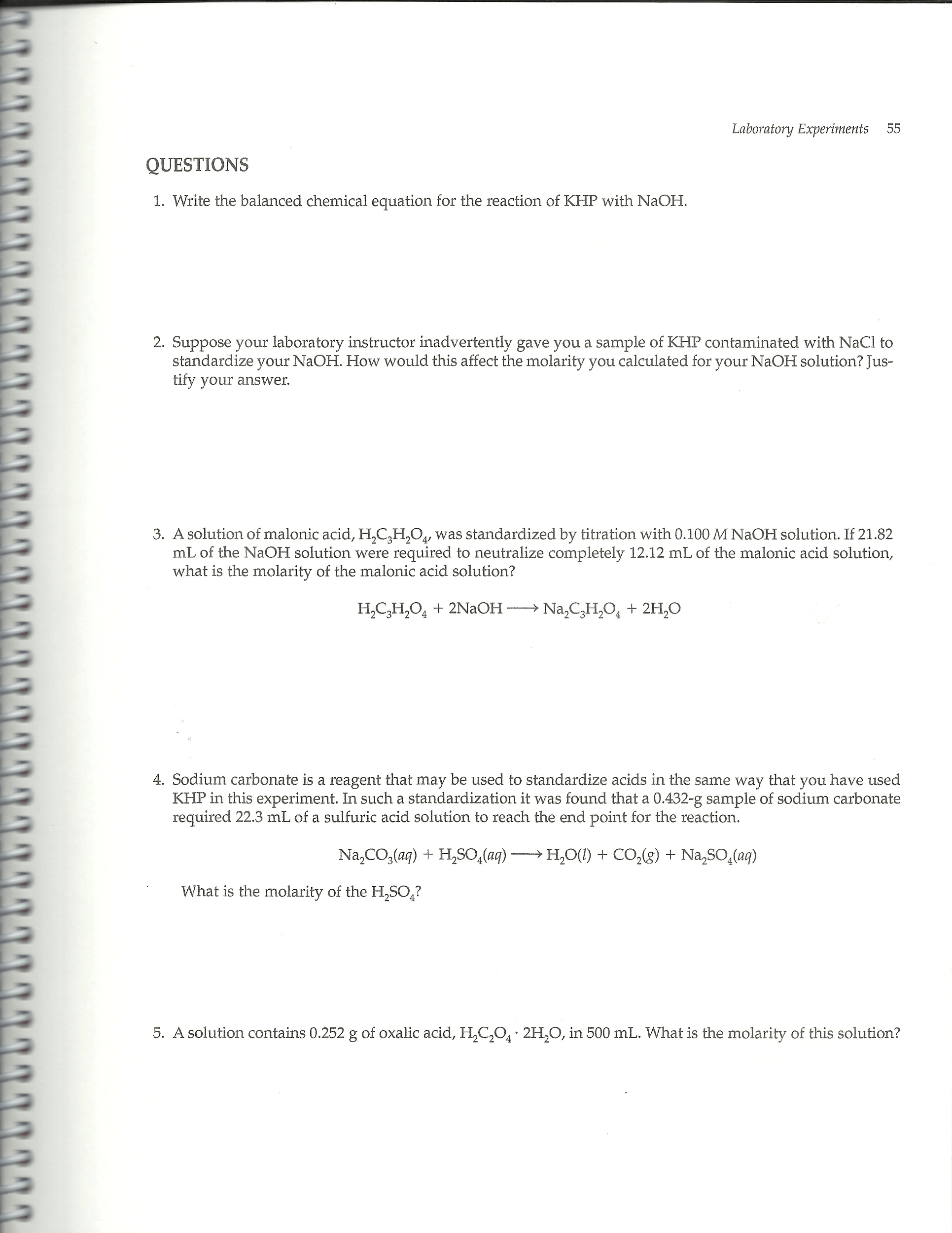 Solved Write The Balanced Chemical Equation For The React