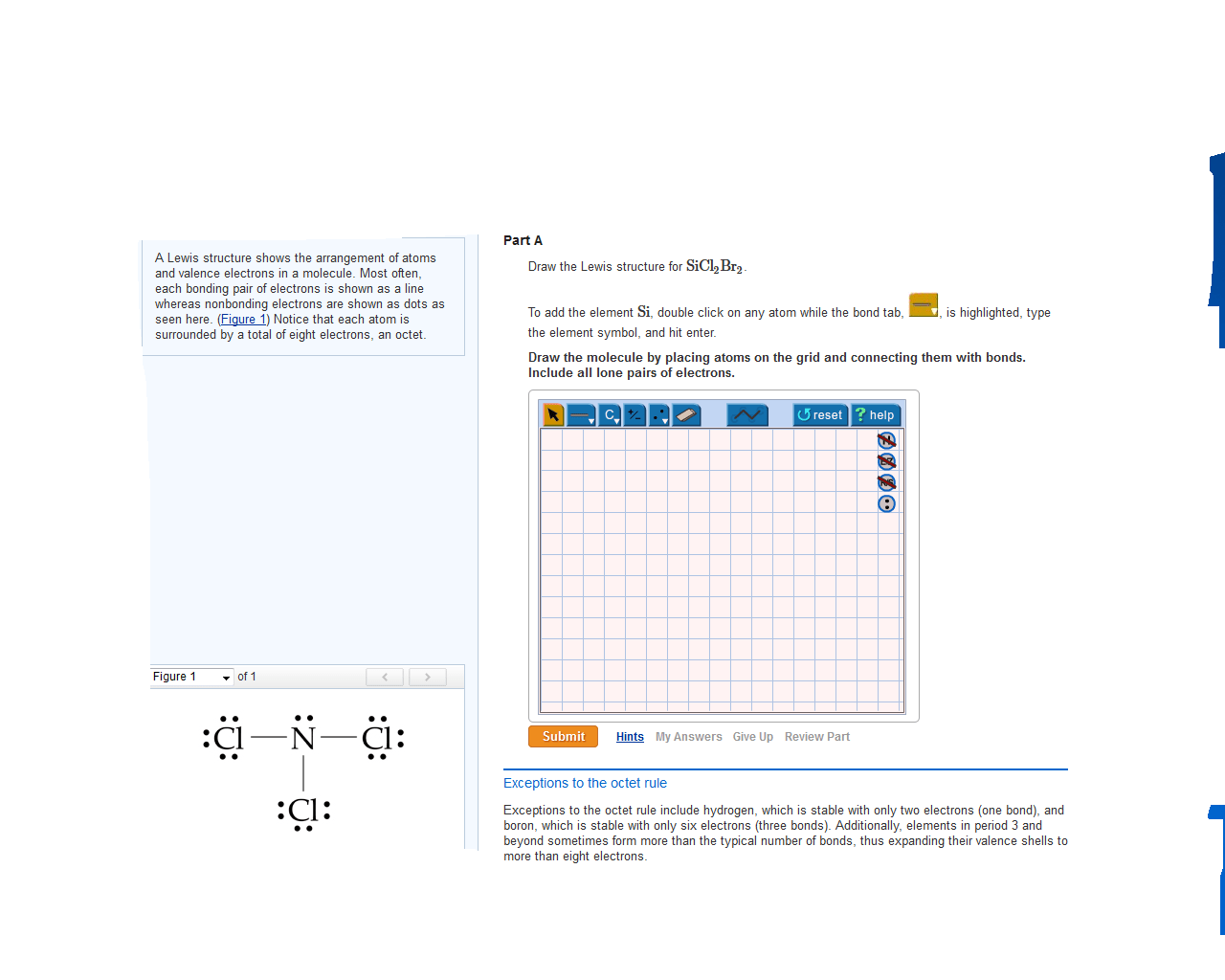 A Lewis Structure Shows The Arrangement Of Atoms A