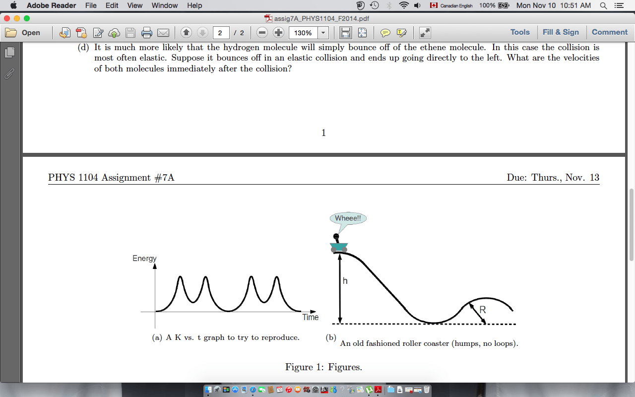 Kinetic And Potential Energy Worksheet Moodle Answers
