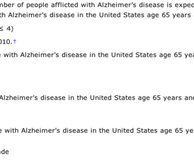 Question As Baby Boomers Enter Their Golden Years The Number Of People Afflicted With Alzheimers Disease