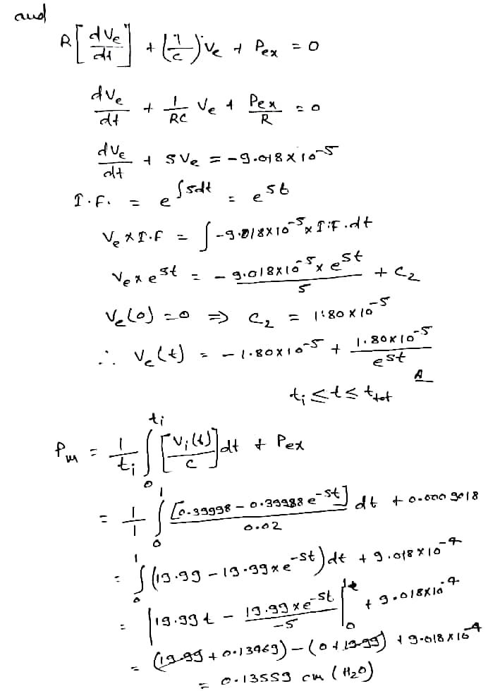 dVe dt R. sdt Ve x eS4 -S est tỉ o.02