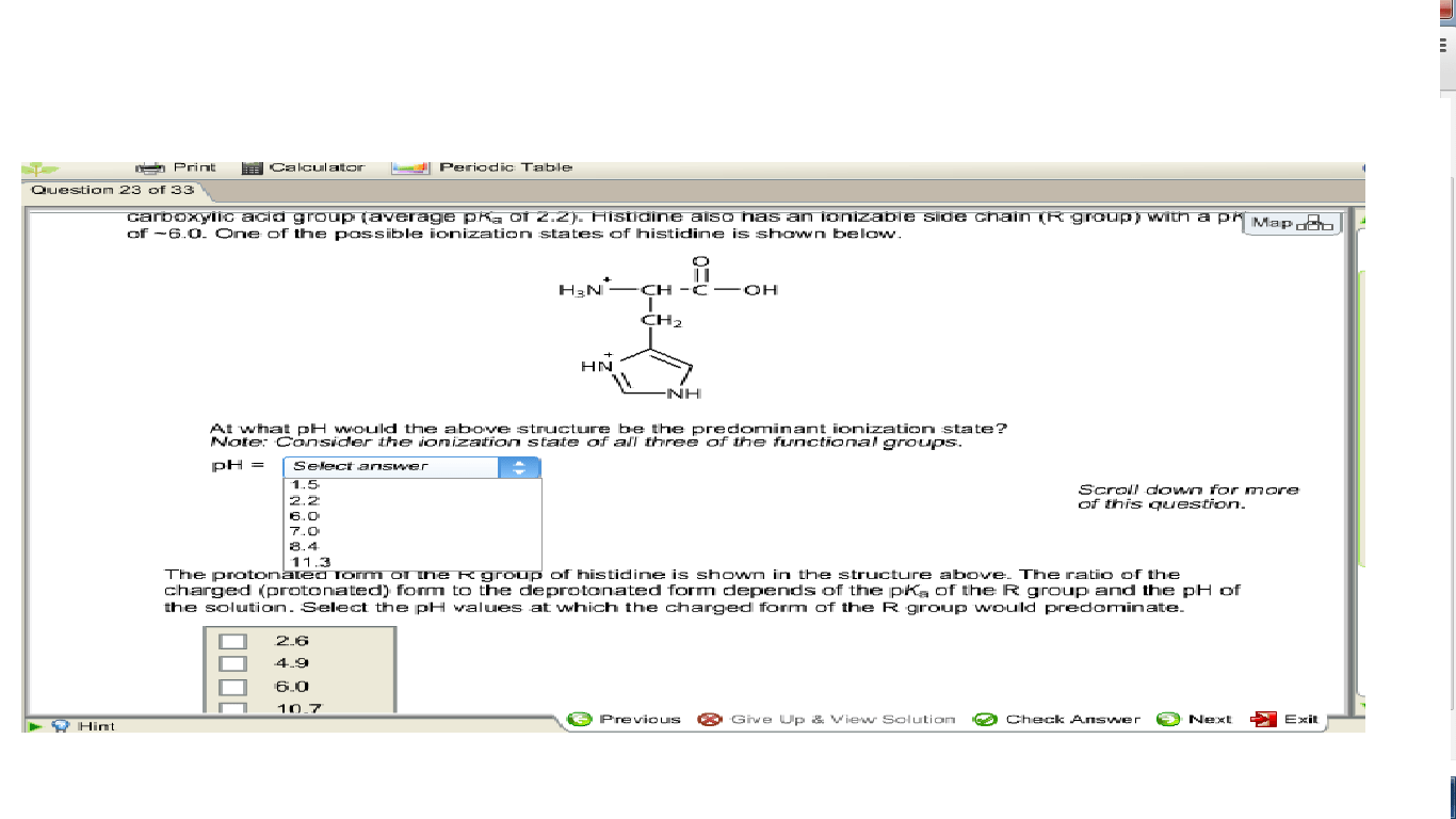 Solved All Amino Acids Have Two Ionizable Functional Grou