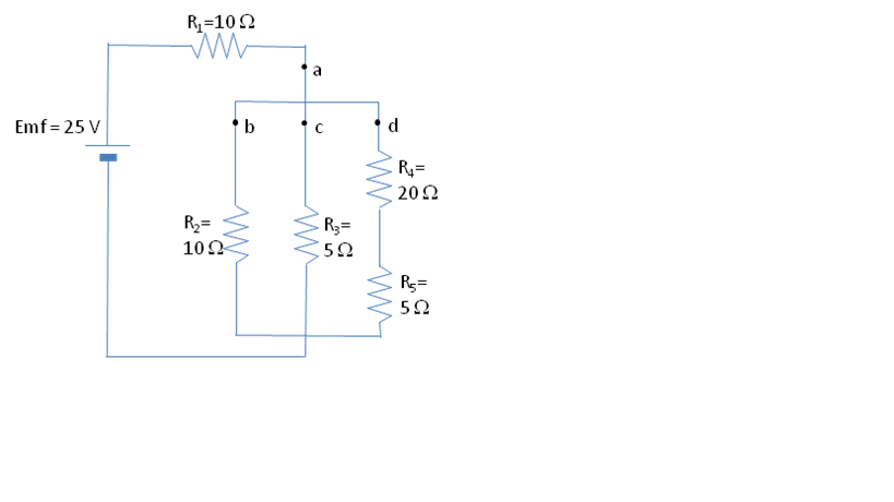 Solved: Consider The Circuit Shown In The Figure Above (a