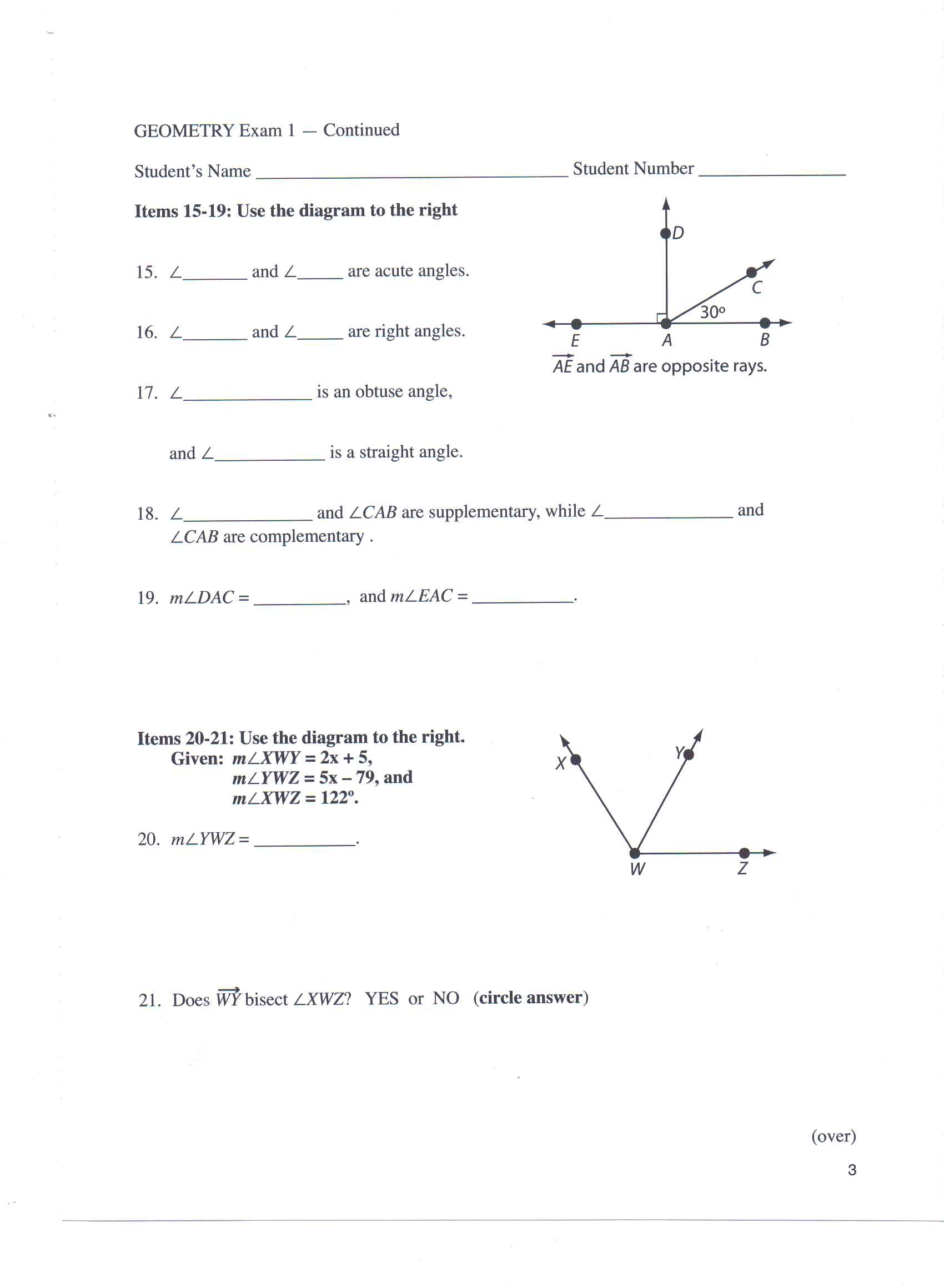 Homework Help On Angles No Results Found