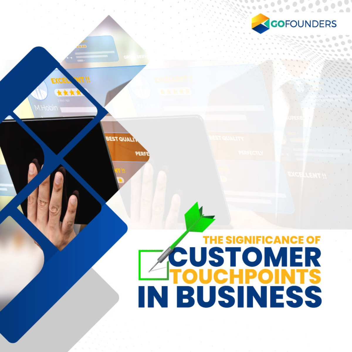 While operating your business, you need to interact with customers on several fronts and levels. This interaction shapes your branding, marketing, and sales.