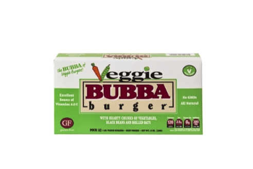 BUBBA veggie burger