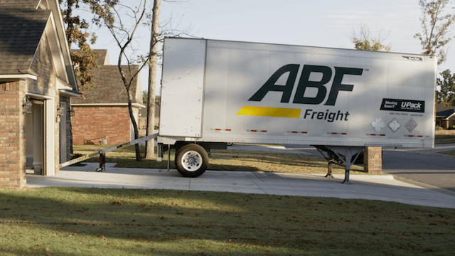 We compared one-way rental trucks and other moving options until we found U-Pack. Not only was it the least expensive, they drive the truck for you!
