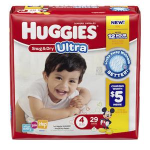 Huggies Snug & Dry Ultra