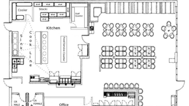 9 Restaurant Floor Plan Examples & Ideas for Your ...