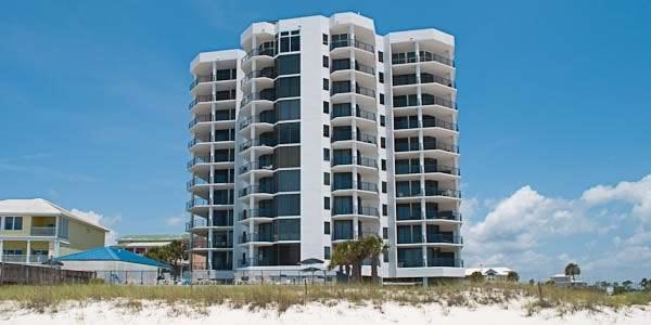 Lands End Condominium in Perdido Key, FL