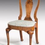 Queen Anne Period Walnut Single Chair C 1720 7541 La64645 Loveantiques Com