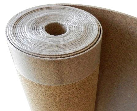 the benefits of cork underlayment